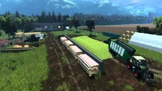 [LS15] Landwirtschafts-Simulator 2015 Mais häckseln