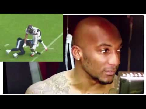 Aqib Talib On Harry Douglas dirty play after the game