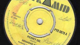 Pickney Gal - Desmond Dekker