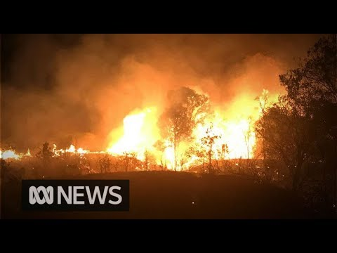 Queensland bushfire threat still severe | ABC News