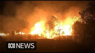 Queensland Bushfire Threat Still Severe | Abc News