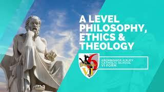 A Level Philosophy, Ethics, Theology
