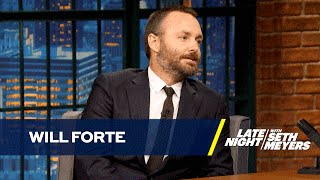Will Forte Failed to Get an Erection for Colin Jost