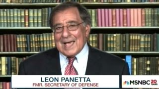 Top CIA Spook Leon Panetta Makes Clear Hillary Clinton IS EVEN MORE BLOOD THIRSTY THAN OBAMA!
