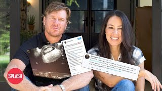 Joanna Gaines is Pregnant with Baby Number 5! | Daily Celebrity News | Splash TV