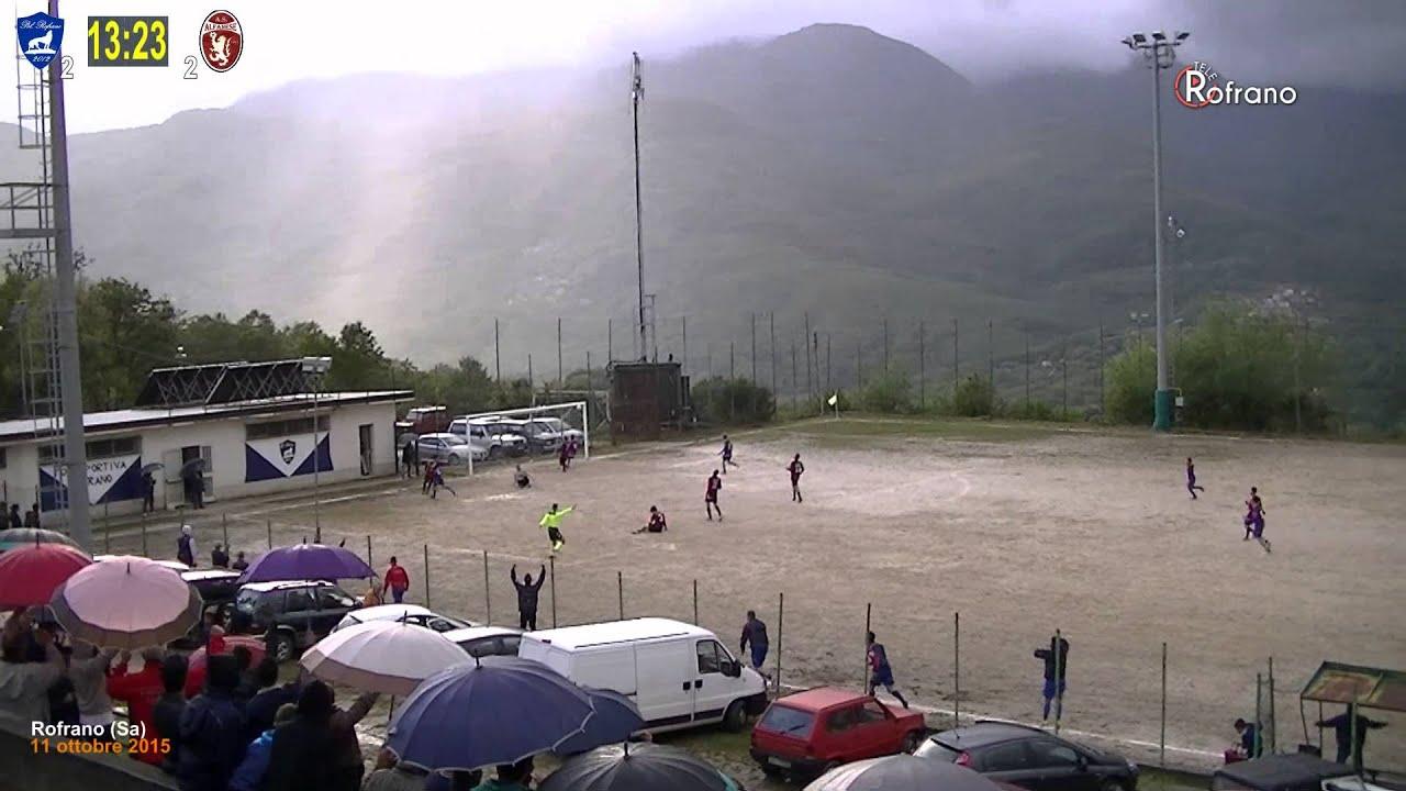 Rofrano vs Alfanese 11 10 15 i gol