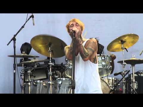 """Chiodos- """"Ole Fishlips Is Dead Now"""" Live Charlotte,NC 2014"""