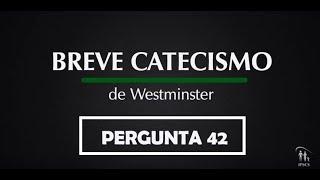 Breve Catecismo - Pergunta 42