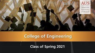 Celebrating the Class of Spring 2021 - CEN