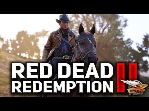 Red Dead Redemption 2 на ПК - Прохождение - Часть 10