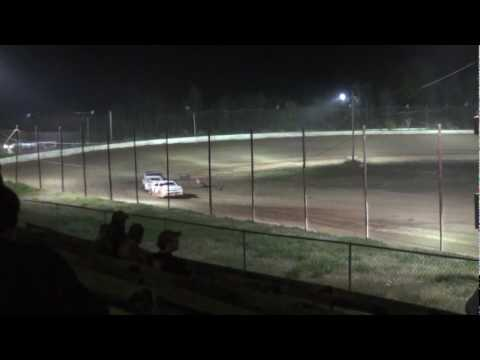 North Central Arkansas Speedway Hobby Stock Feature 4-10-10 Part 2