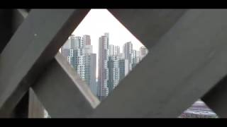 반포 5경 고속버스터미널 옥상