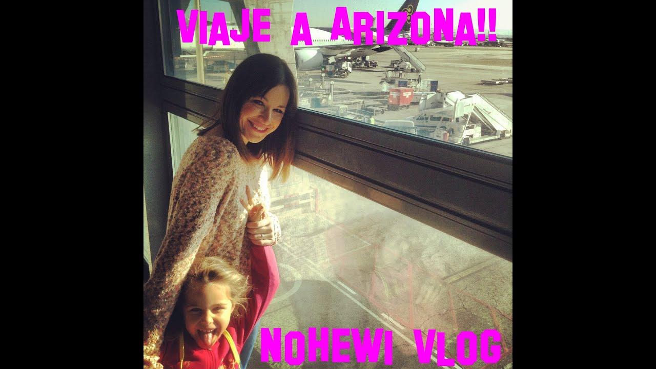 De España a Usa!! #vlog - YouTube
