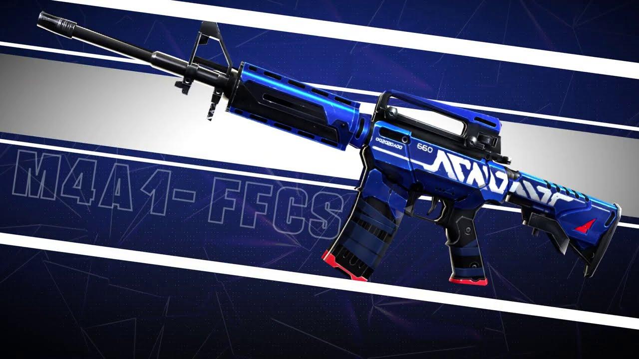 Оружейный Джекпот: М4А1 FFCS