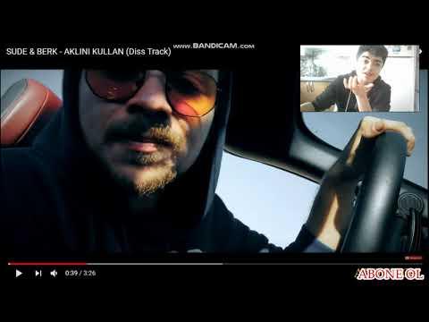 Berkcan Güven  youtube diss şarkısını kısıtlıyormu