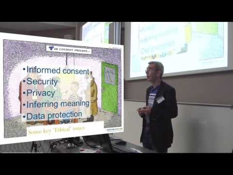 The ethics of sensors in the home, Professor Nigel Gilbert