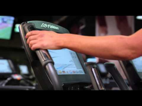 C-Life Health Club - How to use a Cross Trainer