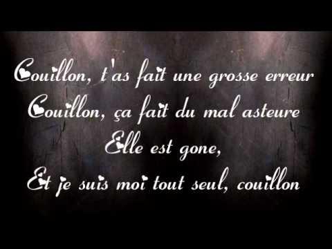 Couillon - Wayne Toups