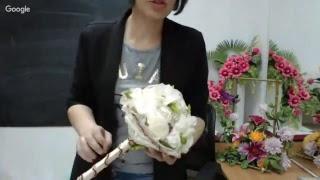 Итоги курса «Барокко», свадебный декор. Мастер Наталья Дроздова.