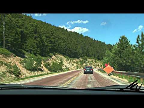 Fallen City - Big Horn Mountains, Wyoming