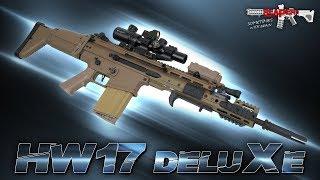 Baixar [Review] Begadi HW17 Deluxe (SCAR-H, MK17) Retro Arms,Titan,Maxx - 6mm S-AEG Airsoft/Softair Test