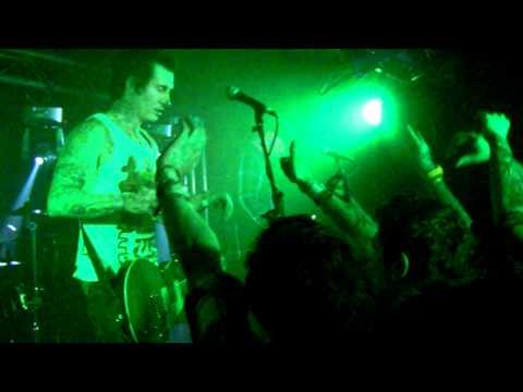 MEST @ Rhythm Factory London 3/3/12 - 3 of 7 (Tony speaks)