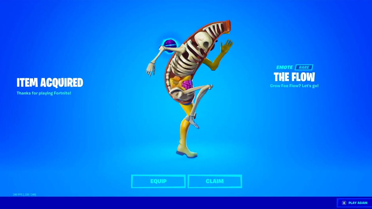 The CRAZIEST Emote in Fortnite History EVER! (New Tik Tok Emote)
