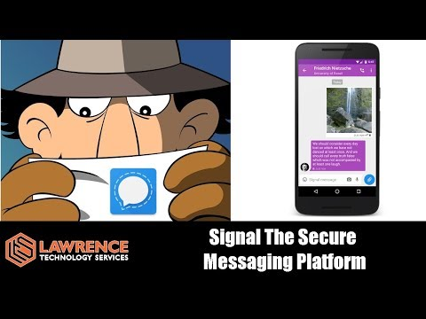 Signal The Secure Messaging Platform with End to End Encryption