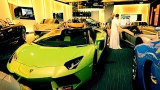 DUBAIS $50 MILLION SHOWROOM !!!