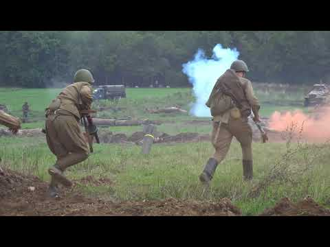 Soviet Eastern Front WW2 Battle - Lockport 2018