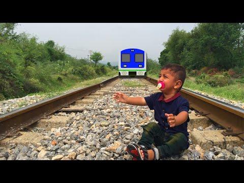 Train Vs Kid   Shaitan Vs Kid   Shaitan Vs Train   ATTOCK TV