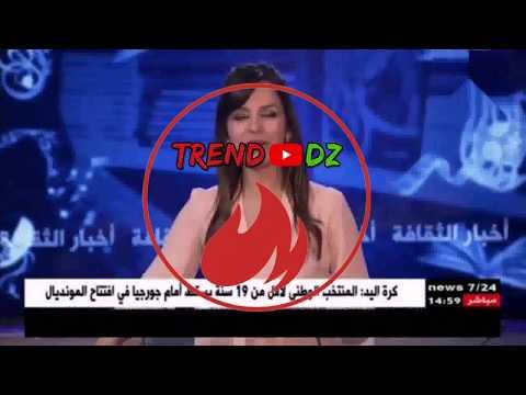 حسناوي يطلب زواج من مذيعة قناة النهار على مباشر -   Ennahar TV 2017