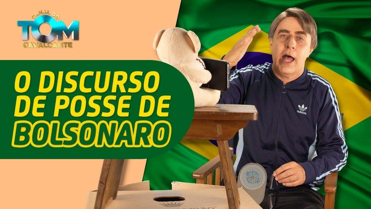 O Discurso De Posse De Bolsonaro Youtube
