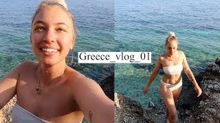 THE LONG LOST GREECE TRAVEL VLOG