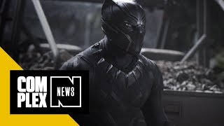 'Black Panther' Earns Disney's More Than $1 Billion Internationally in 2018