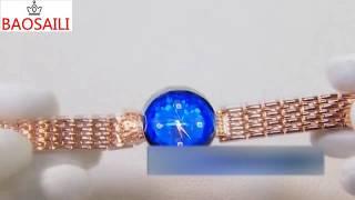 Оригинальные часы Baosaili в ПОДАРОК ДЕВУШКЕ НА 8 МАРТА! Что подарить девушке, женщине на 8 марта!