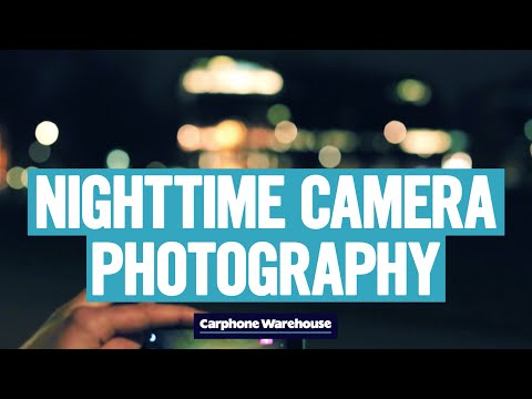 Tips for taking better night photos