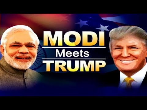 WATCH: President Donald Trump Press Conference with Indian Prime minister Narendra Modi