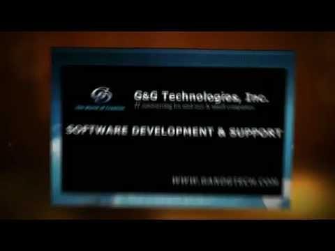 Custom Software Development Raleigh, North Carolina G&G Technologies