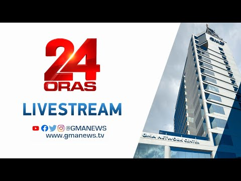 24 Oras Livestream: May 12, 2021 - Replay