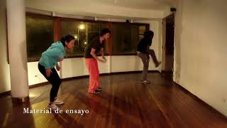 pulsosvitales - Danza Percutiva - fragmentos 2
