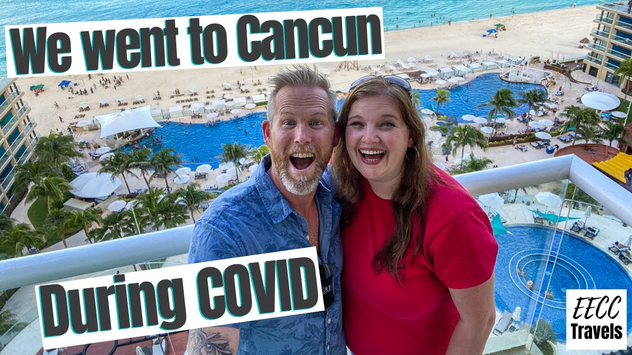 Traveling To Cancun Mexico During Covid Arrival At Hard Rock Cancun Youtube