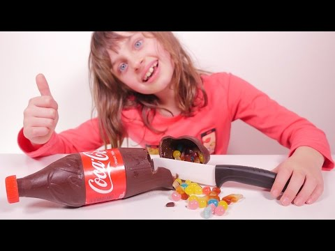 [TUTO] Chocolat XXL Coca-Cola fourré Haribo - Studio Bubble Tea cooking