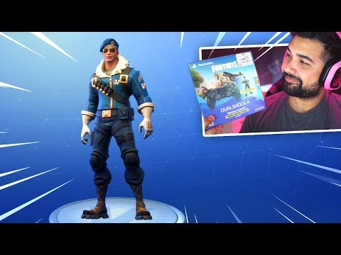 So I Got The New Royale Bomber Skin Bundle In Fortnite..