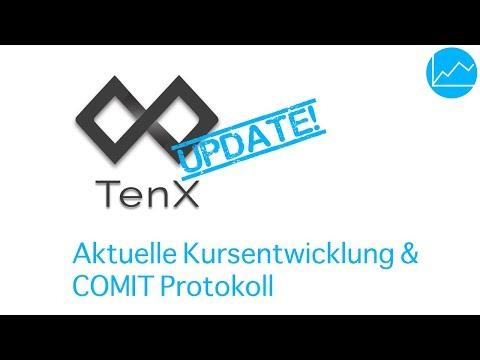 TenX PAY Update: COMIT erklärt, aktuelle Kursentwicklung und Bewertung