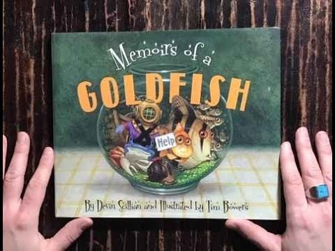 Wes Reads: Memoirs Of A Goldfish