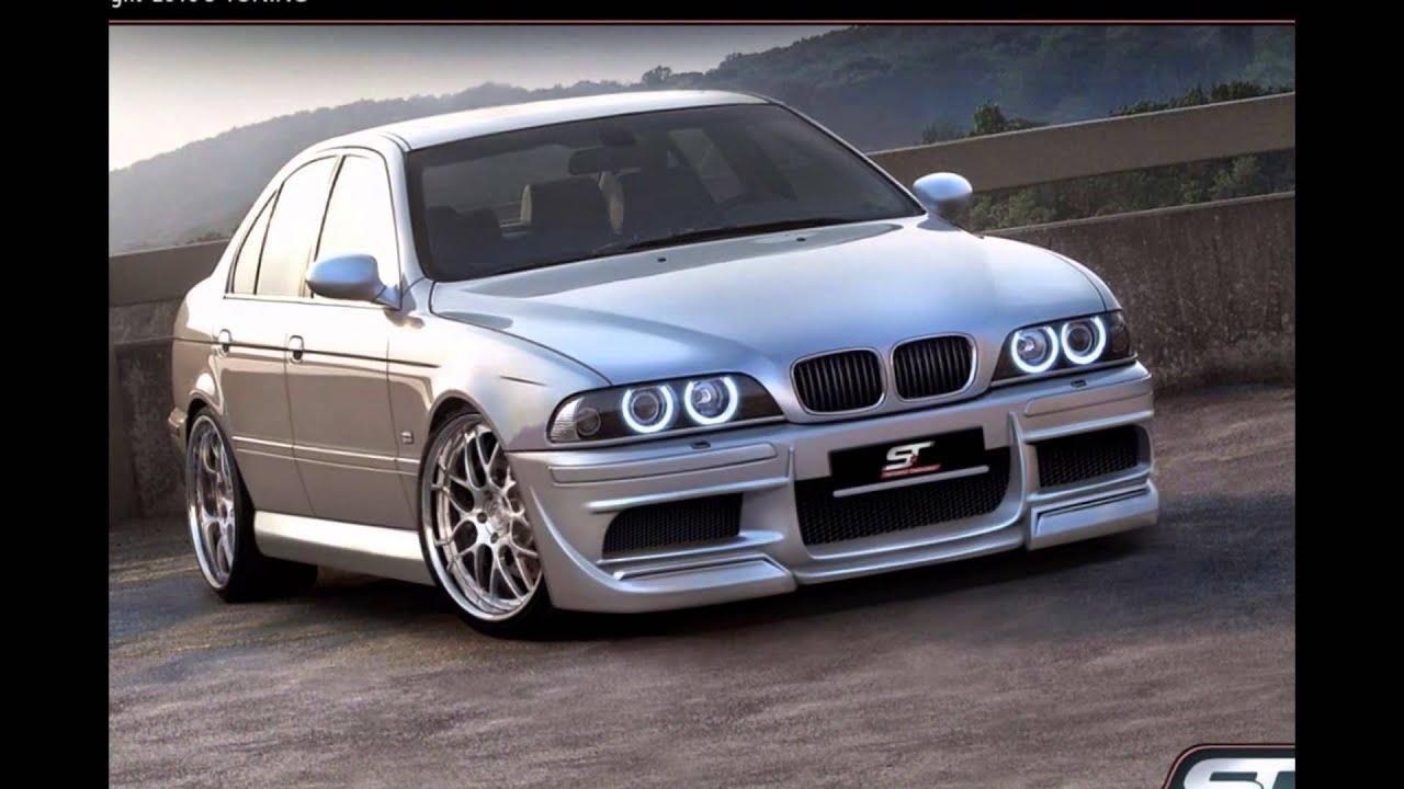 Beroemd BMW e39 - Tuning - YouTube @BU52