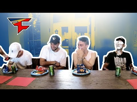 FaZe House Silent Table