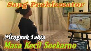 Mengungkap Kamar masa kecil Soekarno sang Proklamator, part 2 Situs Ndalem Pojok Wates