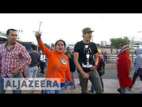 🇭🇳 Honduras President Hernandez sworn in amid protests